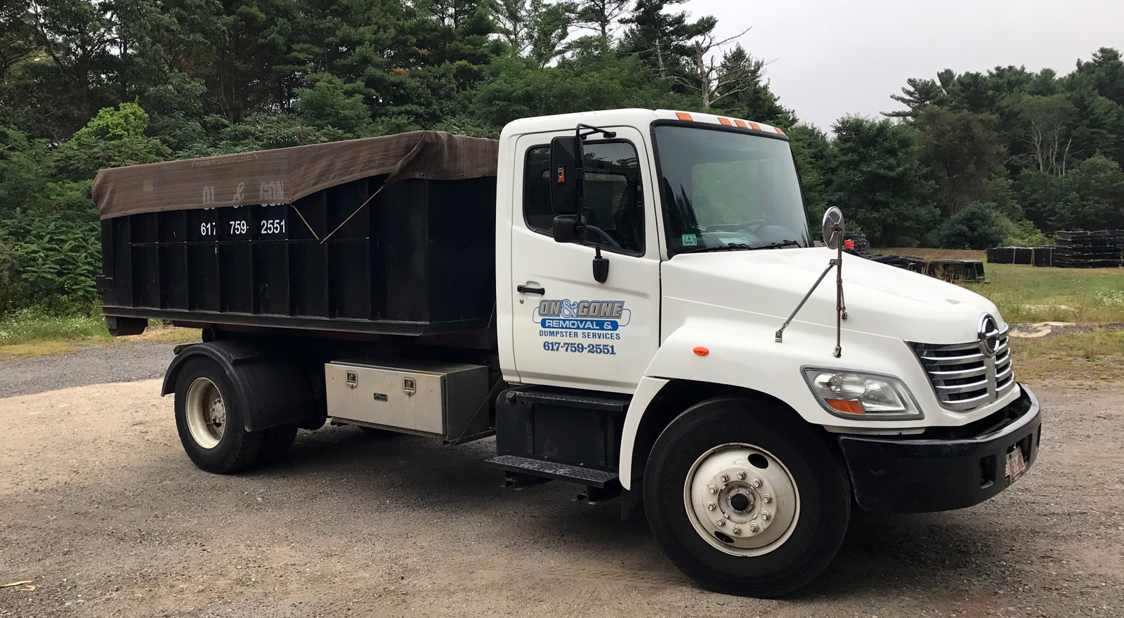 Dumpsters for residential, commercial, industrial, and business, MA